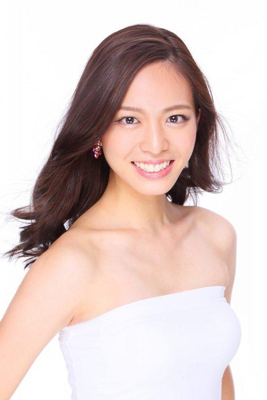 Cận cảnh vẻ đẹp tân Hoa hậu Thế giới Nhật Bản - Ảnh 6.