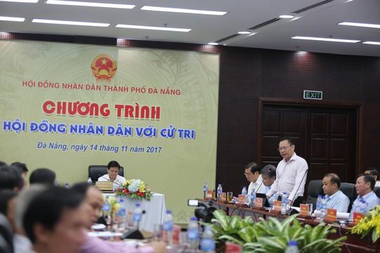 Phó Chủ tịch HĐND Đà Nẵng: Lãnh đạo đi ô tô không dám lại gần xe ben - Ảnh 1.