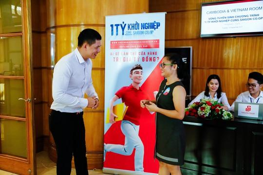 Ốc Thanh Vân và Bình Minh tìm kiếm tài năng khởi nghiệp - Ảnh 1.