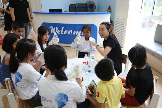 Samsung Connect - Hơn 10.000 lời động viên tiếp sức cho ước mơ của trẻ em Việt - Ảnh 1.