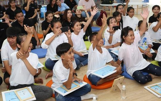 Samsung Connect - Hơn 10.000 lời động viên tiếp sức cho ước mơ của trẻ em Việt - Ảnh 2.