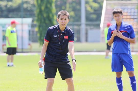 Có chuyên gia Đức, HLV Hoàng Anh Tuấn hứa vô địch U18 - Ảnh 1.