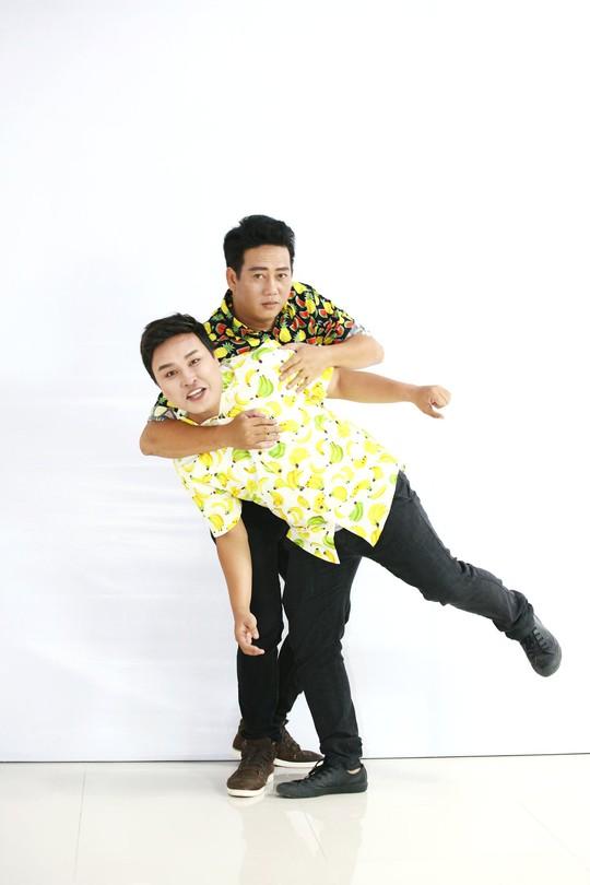 Tình bạn 20 năm của đôi diễn viên hài trong showbiz Việt - Ảnh 2.