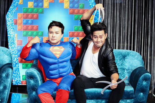 Tình bạn 20 năm của đôi diễn viên hài trong showbiz Việt - Ảnh 3.