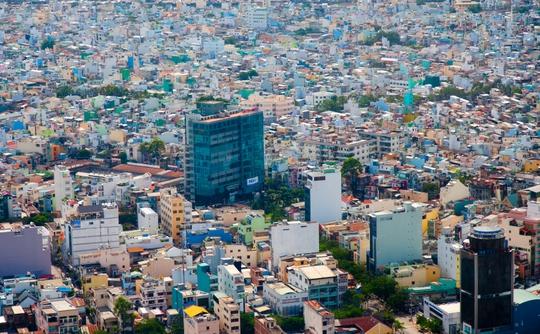 Sài Gòn sắp có căn hộ giá hơn 200 triệu đồng một m2 - Ảnh 1.