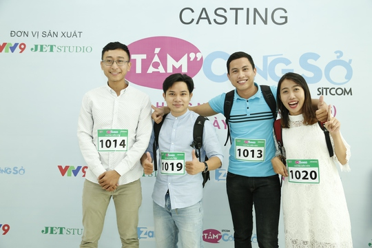 Lê Dương Bảo Lâm, Huy Nam rủ rê nhau casting phim hài mới - Ảnh 1.