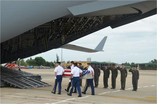 Đã tìm được 717 bộ hài cốt quân nhân Mỹ tại Việt Nam - Ảnh 2.