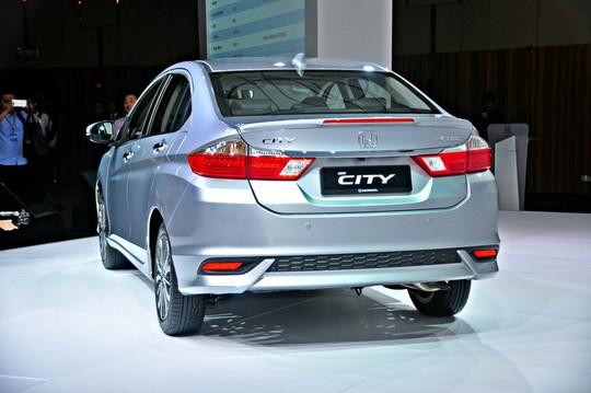 So sánh Honda City và Toyota Vios - Ảnh 14.