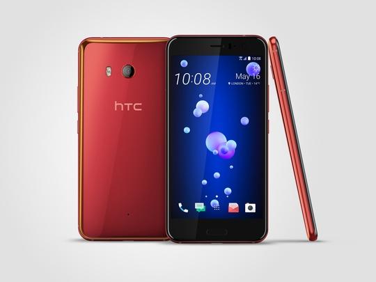 HTC U11: Cảm ứng cạnh viền, RAM 6 GB - Ảnh 5.