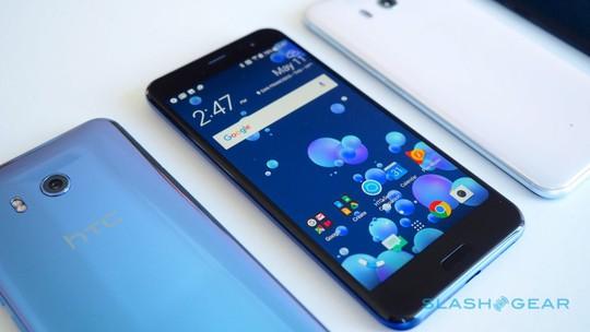 HTC U11: Cảm ứng cạnh viền, RAM 6 GB - Ảnh 1.