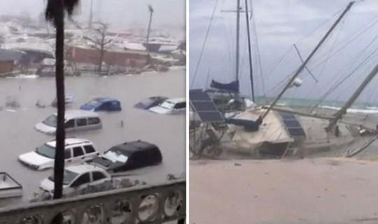 Ba cơn bão đồng loạt hoành hành ở Đại Tây Dương - Ảnh 7.
