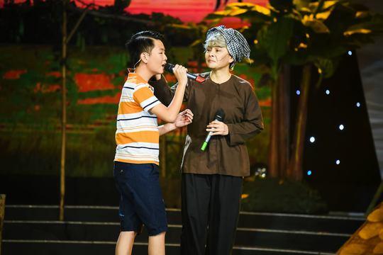 Thanh Bạch nghẹn ngào vì cô bé 11 tuổi Ngọc Tâm - Ảnh 7.