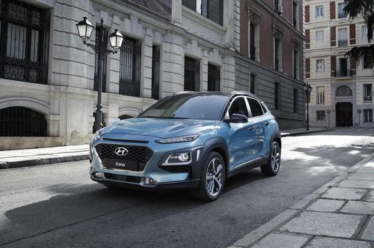 SUV cỡ nhỏ Hyundai Kona chính thức ra mắt - Ảnh 1.