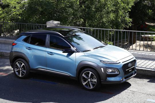 SUV cỡ nhỏ Hyundai Kona chính thức ra mắt - Ảnh 4.