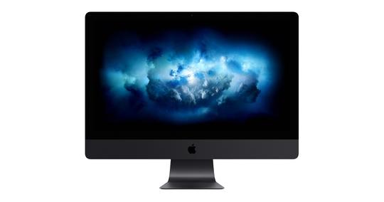 iMac Pro hiển thị 5K, iMac 2017 nâng cấp mạnh mẽ - Ảnh 1.