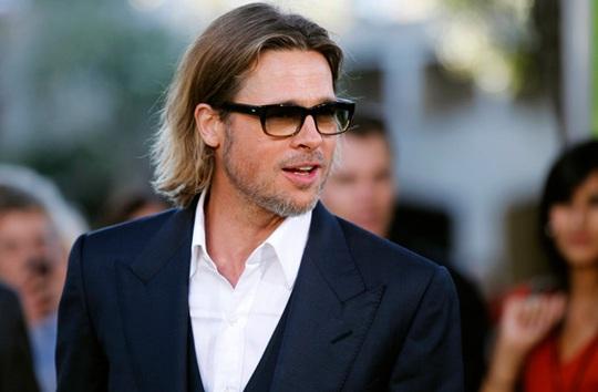 Brad Pitt lúc phong độ