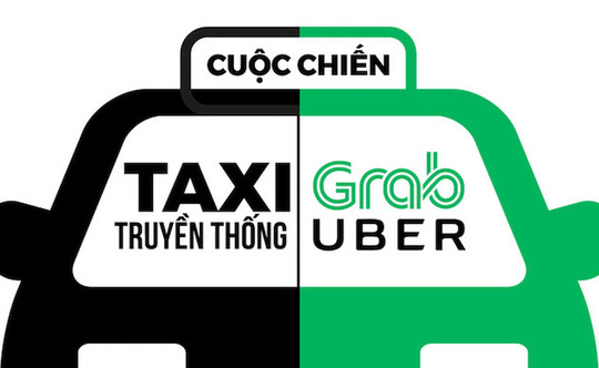 """Taxi truyền thống  """"tố"""" Uber, Grab phá giá thị trường, các bộ nói gì? - Ảnh 1."""