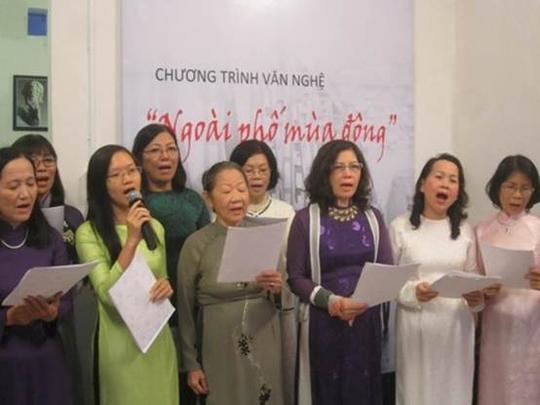 Những cựu nữ sinh Huế hát nhạc Trịnh Công Sơn tại Gác Trịnh