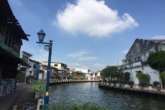 Malacca- viên ngọc quý giấu trong lòng Malaysia - Ảnh 1.