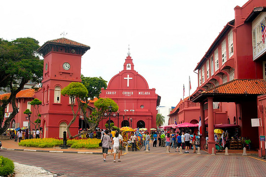Malacca- viên ngọc quý giấu trong lòng Malaysia - Ảnh 2.