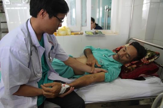 Cứu sống bệnh nhân mắc bệnh hiếm gặp - Ảnh 1.