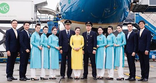 Phi công Vietnam Airlines nhận lương 115,3 triệu đồng/tháng - Ảnh 1.