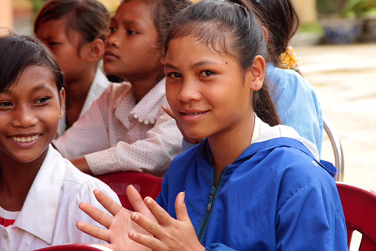 Vietnam Airlines xây trường tặng học sinh vùng cao Quảng Bình - Ảnh 3.