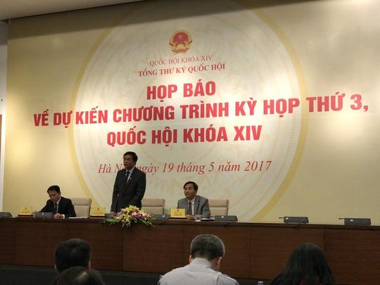 Đoàn Đại biểu QH Thanh Hoá xin ông Đinh La Thăng về - Ảnh 1.