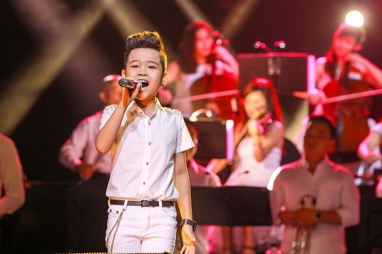 Hồng Nhung, Bằng Kiều thua giọng ca The Voice Kids - ảnh 3