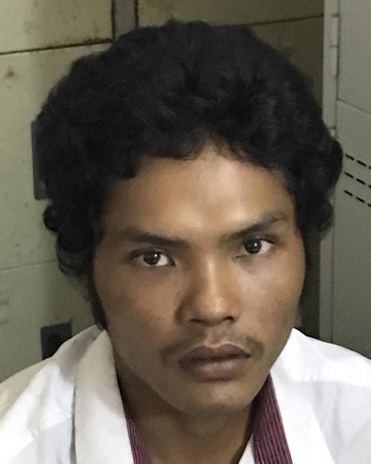 Bắt khẩn cấp nghi phạm giết, hiếp bé gái 11 tuổi - Ảnh 1.