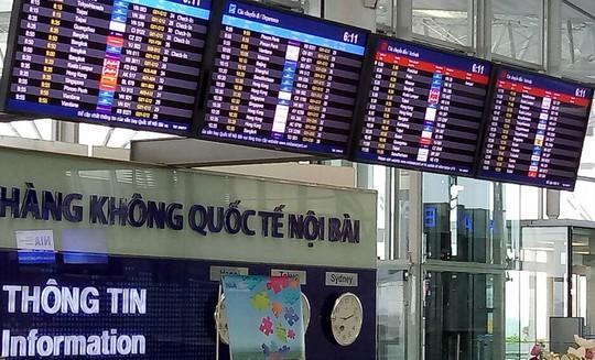 Chuyến bay chở đội tuyển U22 sang Hàn Quốc bị delay 2 lần - Ảnh 2.
