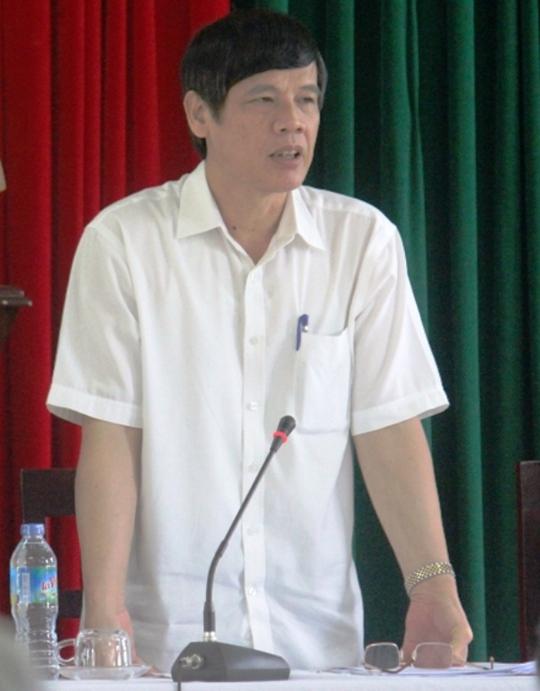 Vụ kéo tới UBND tỉnh Thanh Hóa: Đại diện người lao động nhận sai - Ảnh 2.
