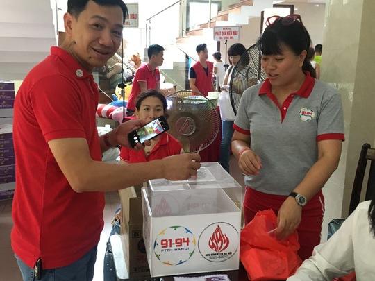 600 cựu học sinh hiến máu cứu người bị TNGT - ảnh 3