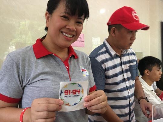 600 cựu học sinh hiến máu cứu người bị TNGT - ảnh 4