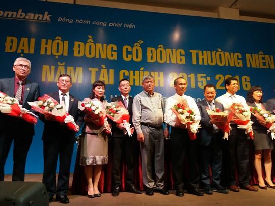 Ông chủ Him Lam chính thức làm chủ tịch HĐQT Sacombank - Ảnh 1.