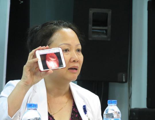 Cứu sống bệnh nhân ngưng thở do bệnh tai mũi họng hiếm gặp - Ảnh 2.