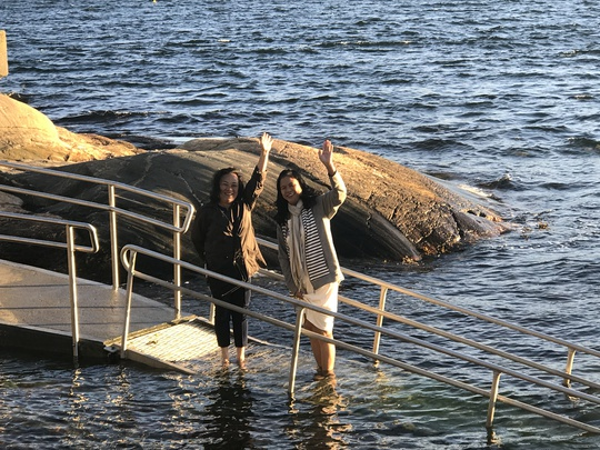 Đến Na Uy, ghé thăm 3 nàng tiên cá - Ảnh 12.