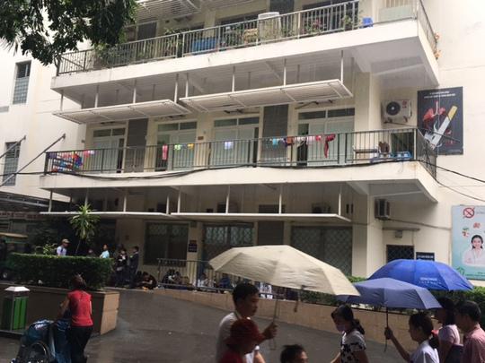 Bệnh viện nhận giặt đồ người nhà bệnh nhân với giá từ 2.000 đồng - Ảnh 3.