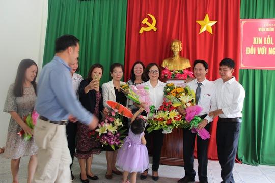Truy tố oan sai, VKSND Biên Hòa xin lỗi một nữ kế toán - Ảnh 2.