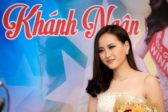 """Hoa hậu Khánh Ngân khẳng định không có """"đại gia"""" chống lưng - Ảnh 5."""