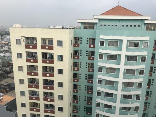 """Quận Bình Tân phản hồi về những """"lùm xùm"""" ở chung cư An Lạc - Ảnh 1."""