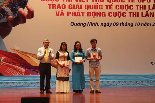 """Học sinh ở Đà Nẵng """"hiến kế"""" cho Tổng thư ký LHQ - Ảnh 2."""