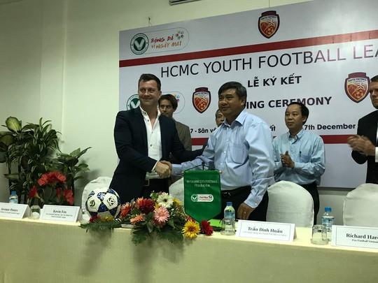 LĐBĐ TP HCM và Fox Football mở sân chơi cho bóng đá trẻ - Ảnh 2.