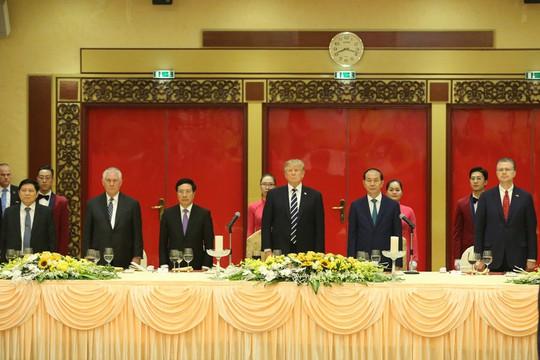 Tổng thống Donald Trump: Việt Nam là một trong những điều tuyệt vời trên thế giới - Ảnh 6.