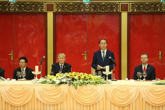 Tổng thống Donald Trump: Việt Nam là một trong những điều tuyệt vời trên thế giới - Ảnh 7.