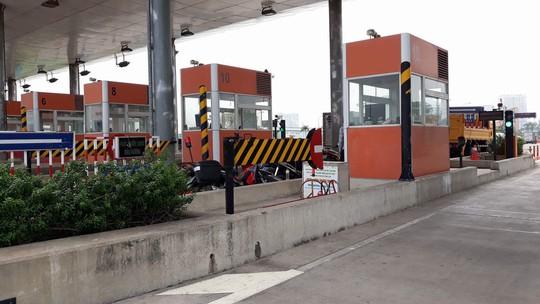 Đề xuất tháo dỡ trạm thu phí qua hầm sông Sài Gòn - Ảnh 2.