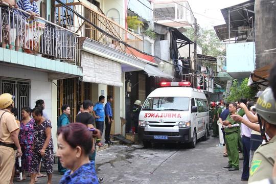 TP HCM: Cháy nhà ở quận 11, 3 mẹ con tử vong - Ảnh 2.