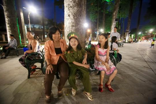 Mãn nhãn với quảng trường - nhạc nước  tại Công viên Văn Lang. - Ảnh 9.