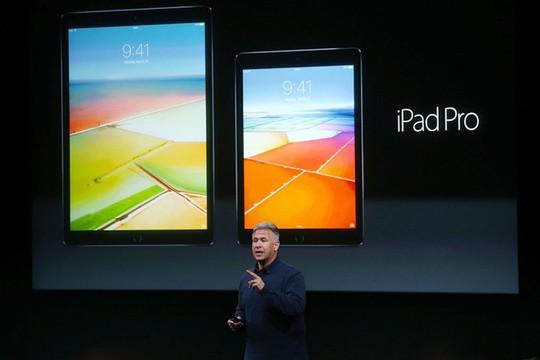 WWDC 2017: Apple ra mắt iPad Pro, iOS 11... - Ảnh 1.
