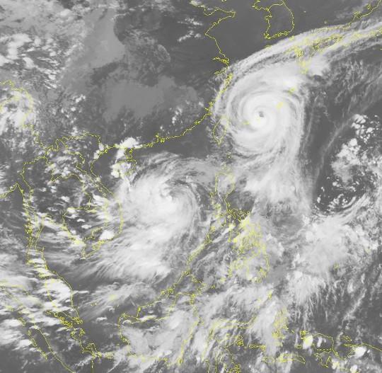 Đối mặt với bão số 10 giật cấp 15, mạnh nhất nhiều năm nay - Ảnh 2.